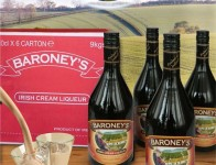 Baroneys Irish Cream Liqueur