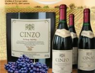 Cinzo Vin Rouge