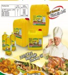 Head Chef Cooking Oil