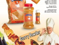 Head Chef Curry Powder