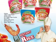 Head Chef – Instant Rice