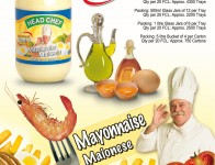 Head Chef Mayonnaise