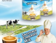 Head Chef – Sweetened Condensed Milk