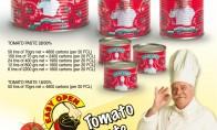 Head Chef Tomato Paste 18/20%
